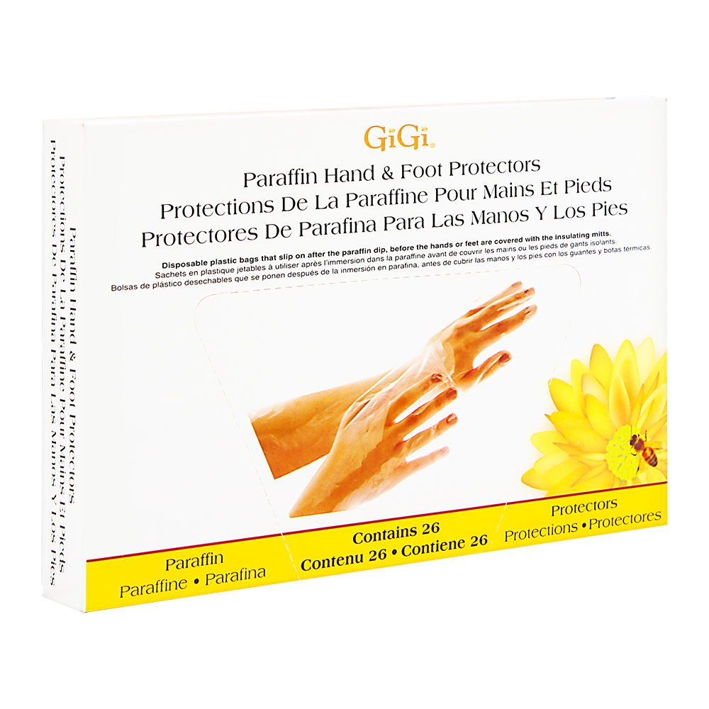 Fashion GiGi Hand and Foot Product Protectors Paraffin Liners