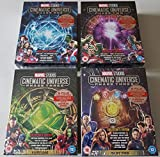Marvel Cinematic Universe - Phase One, Two and Three Part 1 and 2 - Marvel 23 Movies Blu Ray Set