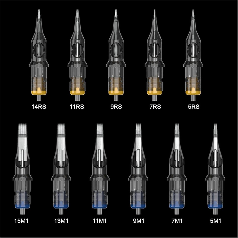 Weekly update ZEFS--ESD Minneapolis Mall Tattoo Tools Cartridge RL Needles 5pcs 0.35mm