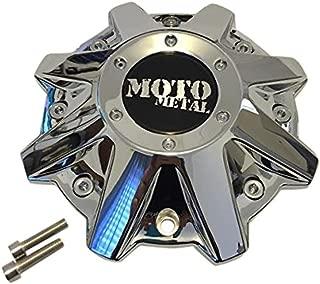 Moto Metal 970 479L214 BP-479-MOTO Chrome Wheel Center Cap HT 005-019