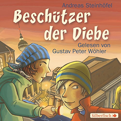 Beschützer der Diebe                   By:                                                                                                                                 Andreas Steinhöfel                               Narrated by:                                                                                                                                 Gustav-Peter Wöhler                      Length: 4 hrs and 35 mins     1 rating     Overall 5.0