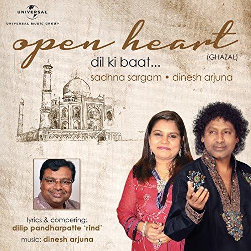 Sadhna Sargam & Dinesh Arjuna