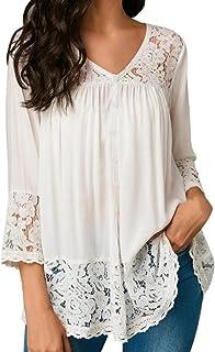 large discount half price clearance sale Amazon.fr : boheme chic - Chemisiers et blouses / T-shirts ...