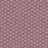 Textiles français Baumwollstoff | Japanische Fischschuppen