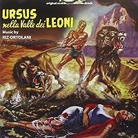 Ursus Nella Valle Dei Leoni by Ritz Ortolani