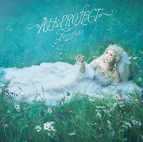 【Amazon.co.jp限定】Fantasia (初回限定盤) (特典:メンバーコメント動画DVD-R)付