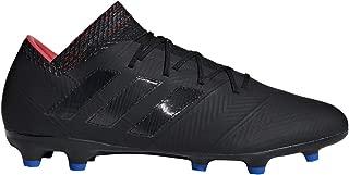 Nemezis 18.2 Fg Black Soccer Shoes (D97979)