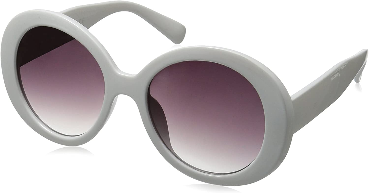 A.J. Morgan Women's 62 Round Sunglasses