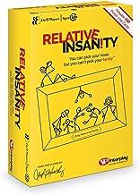Relative Insanity, Hilarious Card Game,Interplay UK GP001