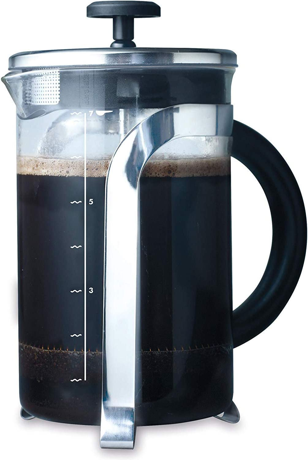 Japan's largest Topics on TV assortment Aerolatte French Press 800ml 7-cup Cafetière