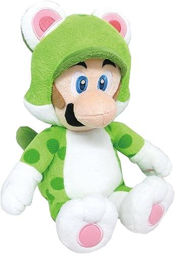 salida Super Super Super Mario 3D World Cat Luigi 12 Inch Juguete de Peluche  venta al por mayor barato