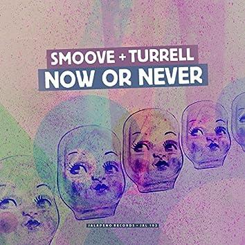Now or Never (Radio Edit) - Single