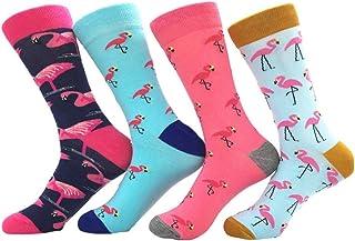 Mens Cashmere Feel Hero-Theme Dress Socks Wedding Groomsmen's Socks 8-13