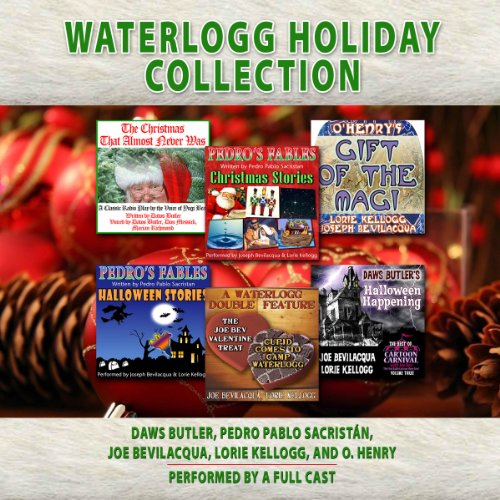 Waterlogg Holiday Collection audiobook cover art