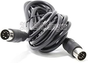7 Pin Din Midi Cable Male to Male 9ft 3m Controller Interface Audio Cable for Bang & Olufsen, Naim, Quad.Stereo SystemsCable
