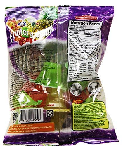 ABC Fruitery Assorted Fruit Jelly 10oz x6pk