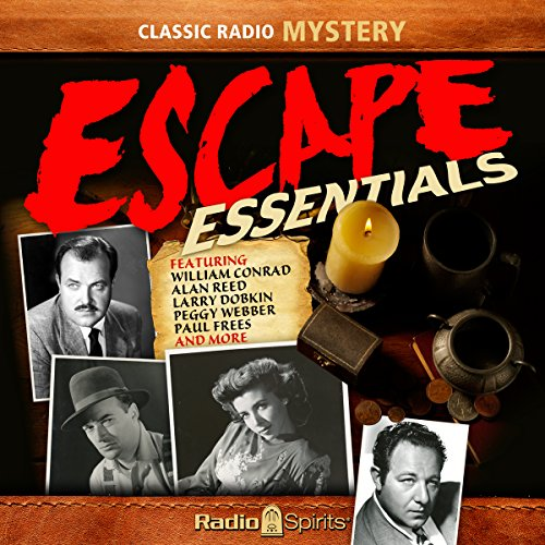 Escape Essentials audiobook cover art