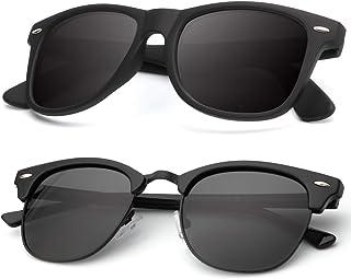 Unisex Polarized Retro Classic Trendy Stylish Sunglasses...