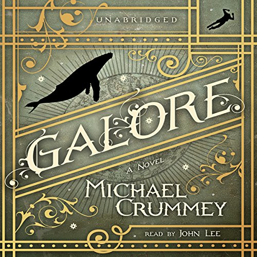 Galore audiobook cover art