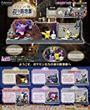 ポケモンの街 夜の路地裏 フルコンプ 6個入 食玩 ガム(ポケットモンスター)