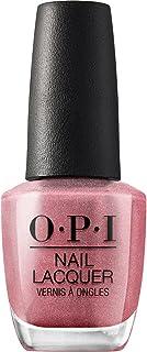 OPI Nail Lacquer - Esmalte Uñas Duración de Hasta 7 Días Efecto Manicura Profesional - Tonos  Rosas Morados y Granates