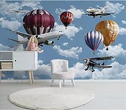 Papel Pintado Fotomurales 3D Fotográfico Foto Papel Pintado Tejido No Tejido Salón Dormitorio Despacho Pasillo Murales Dec...