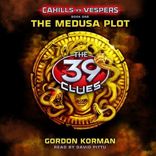 39 Clues: Cahills vs. Vespers audiobook cover art