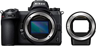 Nikon ミラーレスカメラ 一眼 Z7 FTZ マウントアダプターキットZ7FTZKIT