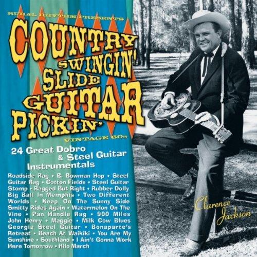 Country Swingin Slide Guitar Pickin: 24 Dobro -  Jackson, Audio CD