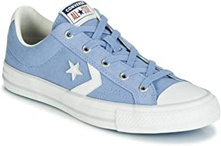 converse - star player 3v canvas ox - bleu