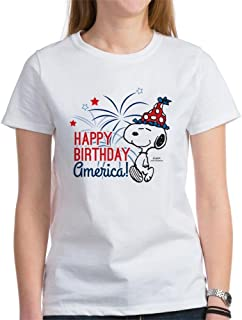 happy 4th of july snoopy