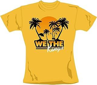 WE THE KINGS - BEACH Girlie Shirt