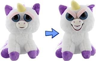 Feisty Pets Expressions Sly Glenda Glitterpoop The Unicorn That Grins from Ear to Ear
