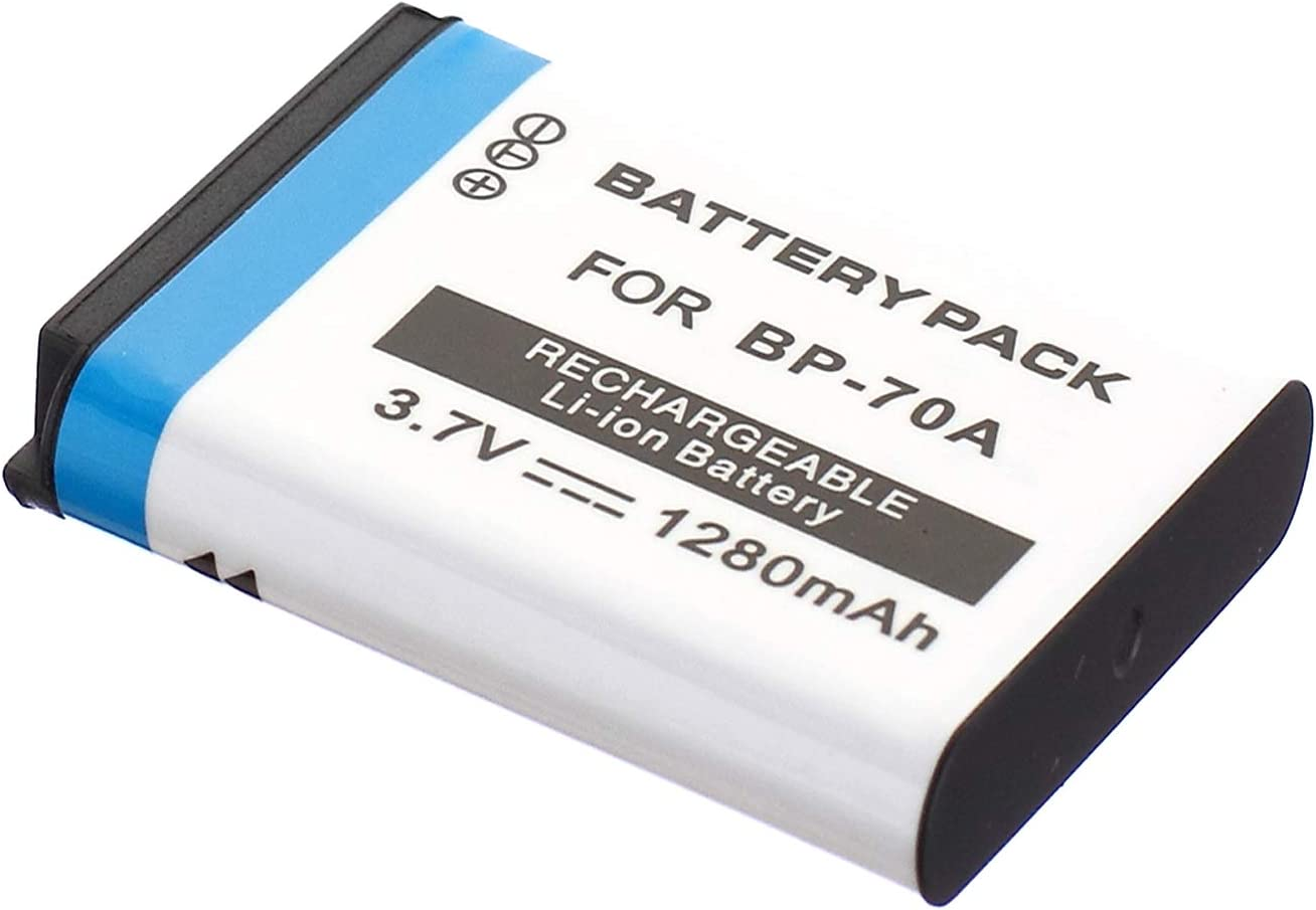 2x Battery FOR SAMSUNG PL20 PL 20 L20 L 20