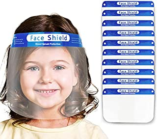 Laotie Kids Anti-Fog Face Protective   Protective Corrosion-Resistant Lens, Lightweight Transparent Safety Covering with Elastic Band   For Children - Ships Direct from USA