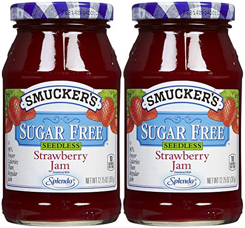Sugar Free Seedless Strawberry Jam, 12.75 Oz