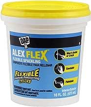 Best dap alex flex flexible spackling Reviews