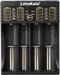 LiitoKala Lii-402 Smart Battery Charger 1.2V 3.7V 3.2V 3.85V AA/AAA