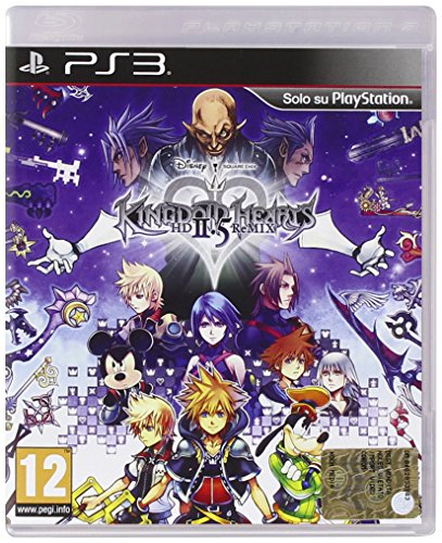 Publisher Minori Sw Ps3 1005710 Kingdom Hearts 2.5