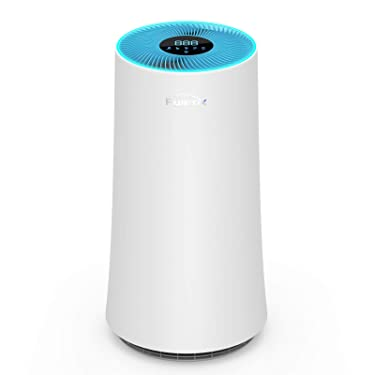 PURITIX HAP450 Air Purifier, H13 True HEPA Home Air Purifiers, Air Cleaner with Sleep Mode for Bedroom Office Allergies Pets Hair Smoke Dust