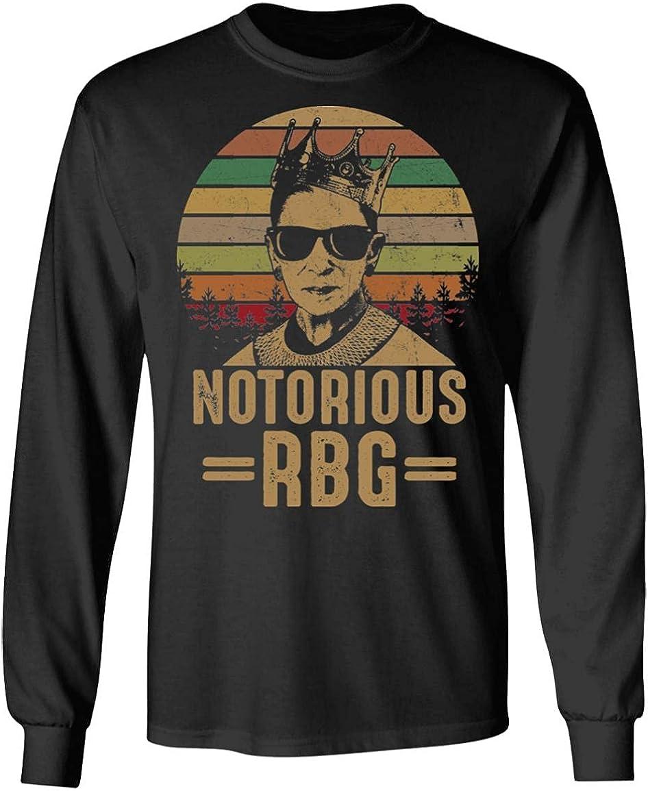 Notorious RBG 70%OFFアウトレット Vintage 限定特価 Hoodie - Fe Sweatshirt Long Sleeve