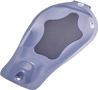 Dunkelblau 205030265 0-6 Monate Rotho Babydesign Badewanneneinsatz TOP//TOP Xtra Royal Blue Pearl Mit Antirutschtmatte