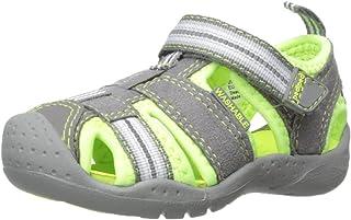 1e0b3006482e17 Amazon.com  Grey - Sandals   Shoes  Clothing