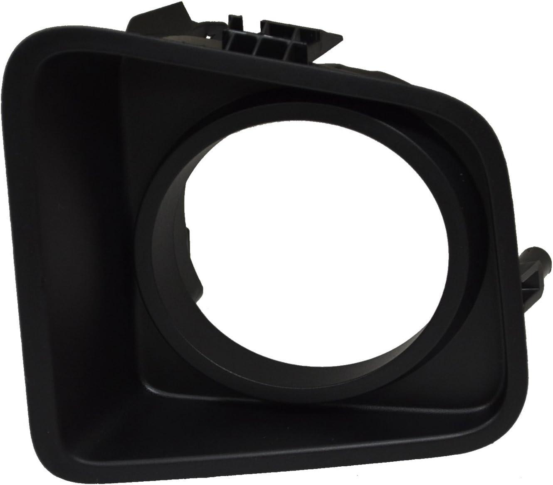 OE Replacement Fog Light Bezel Part ブランド品 2014-2017 4WD TOYOTA TUNDRA 保証