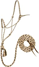 Weaver Leather Silvertip #95 Rope Halter with 10-Feet Lead