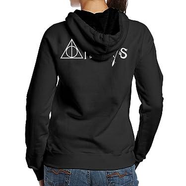 Fashion Hoodies For Women Always Harry Potter Font Sweatshirts