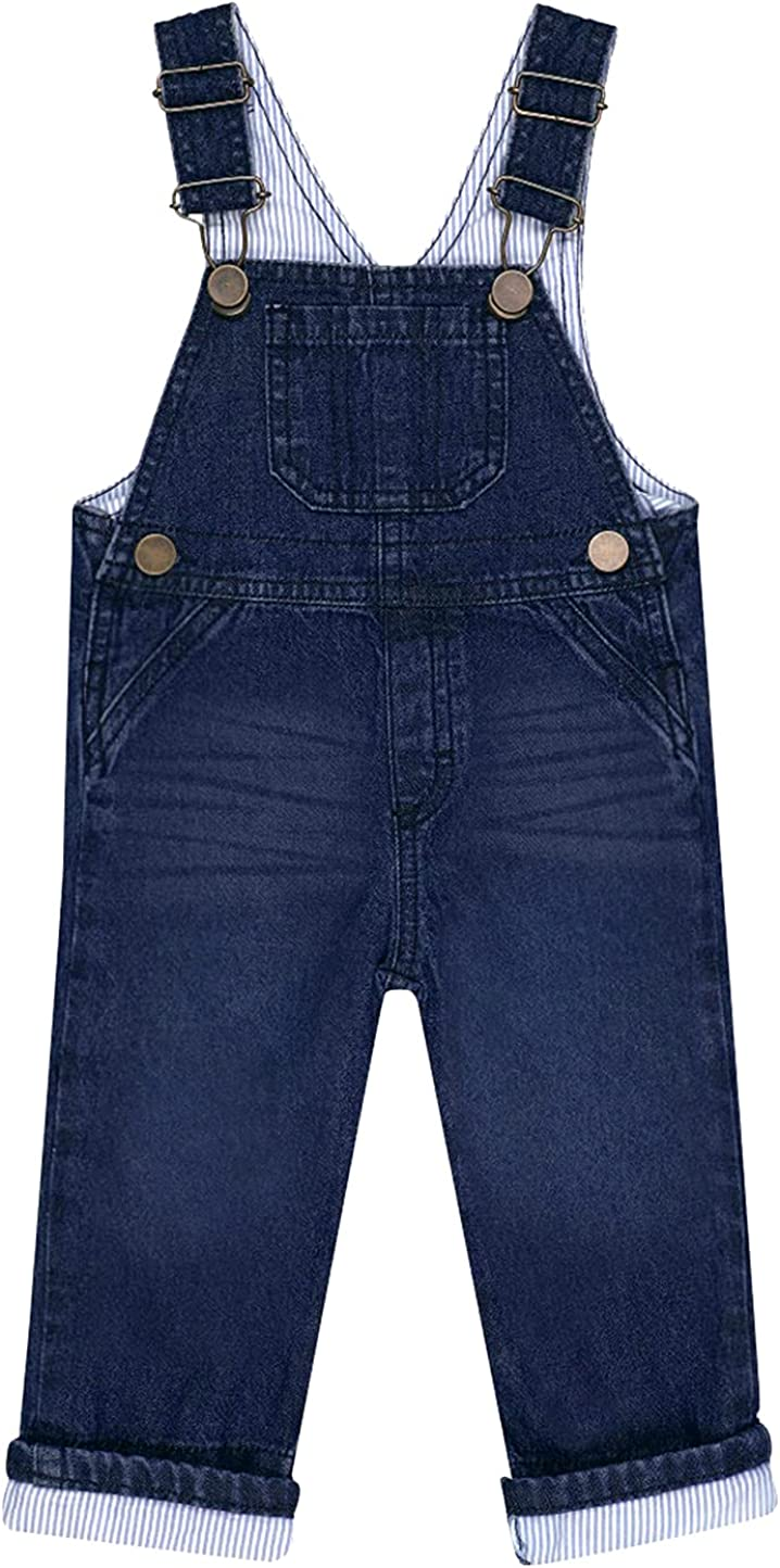 Baby Our shop most popular Boy Overalls canvas and - In stock jeans Adjustable Straps Clothes