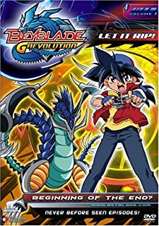 Beyblade G Revolution: Beginning of the End? - Volume 1