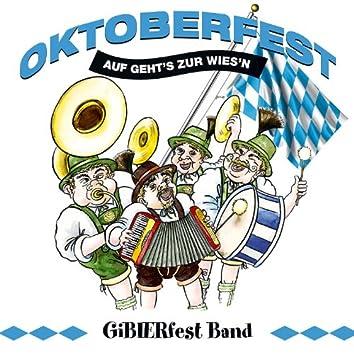 Oktoberfest - Auf geht's zur Wies'n