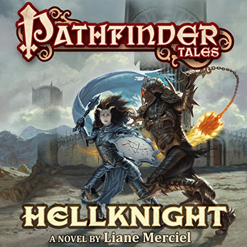 Pathfinder Tales: Hellknight audiobook cover art